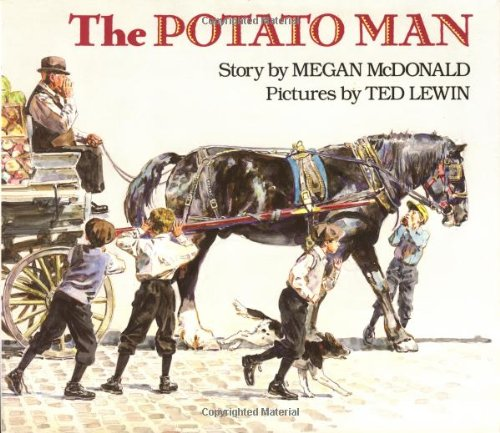 Potato Man.: Megan McDonald.