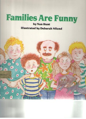 9780531059692: Families Are Funny