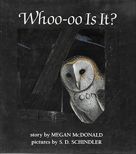 Whoo-oo Is It?: Megan McDonald