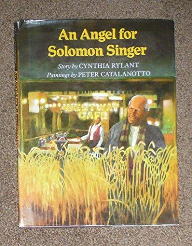 9780531059784: An Angel for Solomon Singer