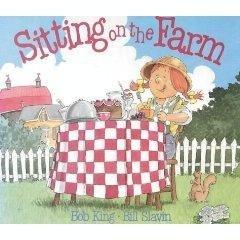 9780531059852: Sitting on the Farm