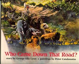 9780531059876: Who Came Down That Road?