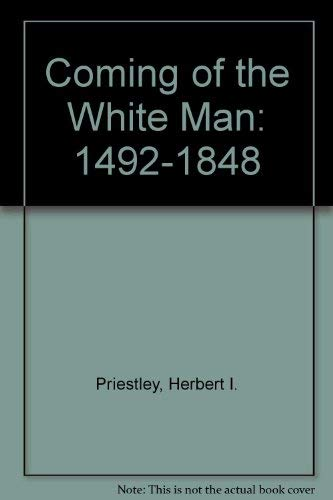 9780531064269: Coming of the White Man: 1492-1848