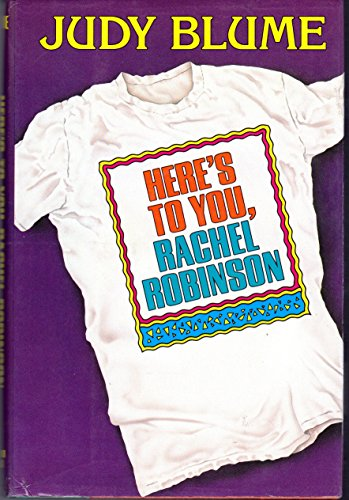 9780531068014: Here's to You, Rachel Robinson