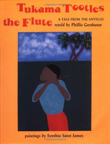 9780531068113: Tukama Tootles The Flute