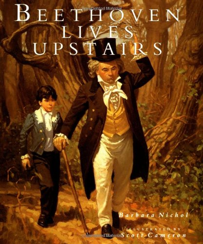 9780531068281: Beethoven Lives Upstairs