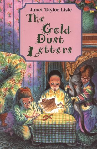 The Gold Dust Letters (Investigators of the: Janet Taylor Lisle
