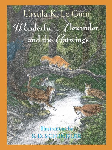 Wonderful Alexander and the Catwings (SIGNED)