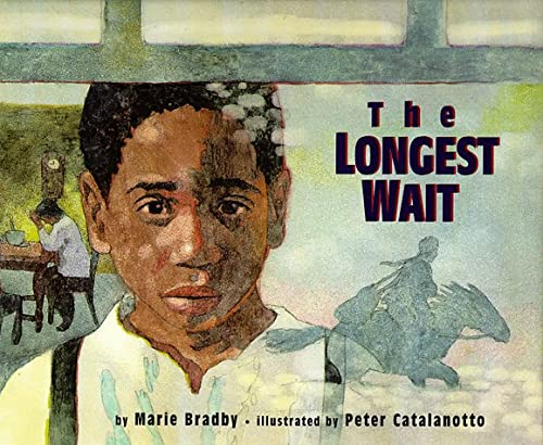 The Longest Wait: Peter;Orchard Books Br John;Catalanotto