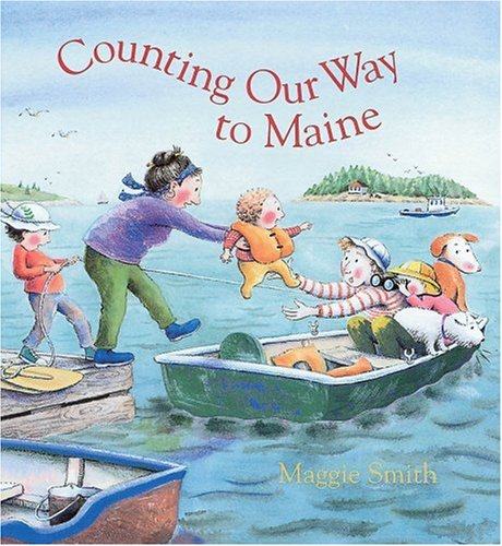 9780531068847: Counting Our Way To Maine