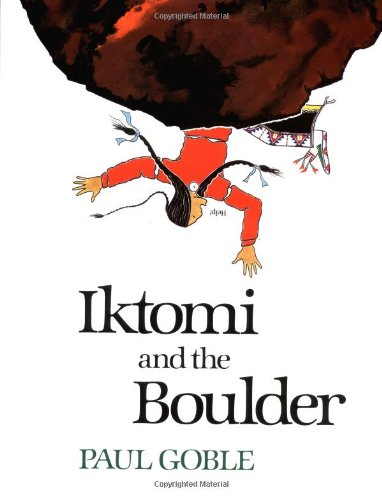 9780531070239: Iktomi and the Boulder