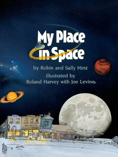 9780531070307: My Place In Space