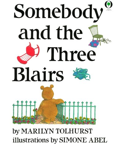 9780531070567: Somebody And The Three Blairs (Orchard Paperbacks)