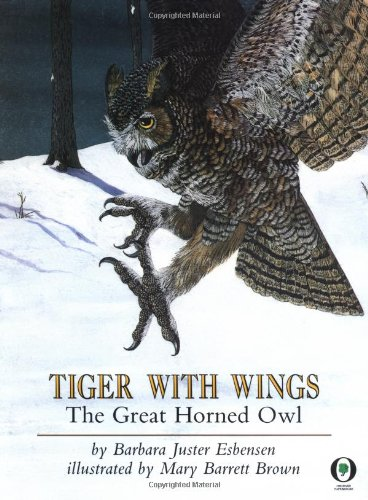 9780531070710: Tiger With Wings