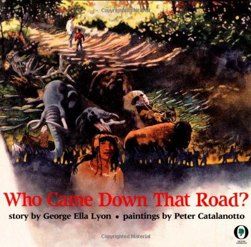9780531070734: Who Came Down That Road?