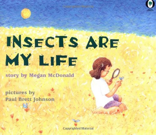9780531070932: Insects Are My Life (Orchard Paperbacks)