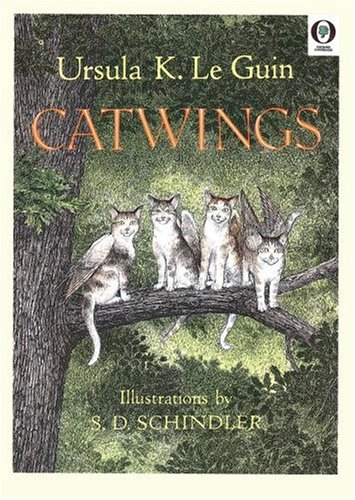 Catwings (Orchard Paperbacks): Ursula K. Le Guin