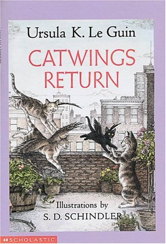 9780531071113: Catwings Return