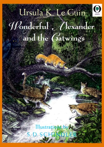 9780531071120: Wonderful Alexander and the Catwings (Orchard Paperbacks)