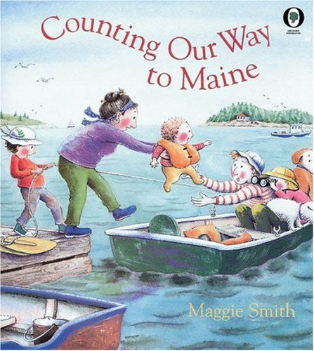 9780531071175: Counting Our Way To Maine (Orchard Paperbacks)