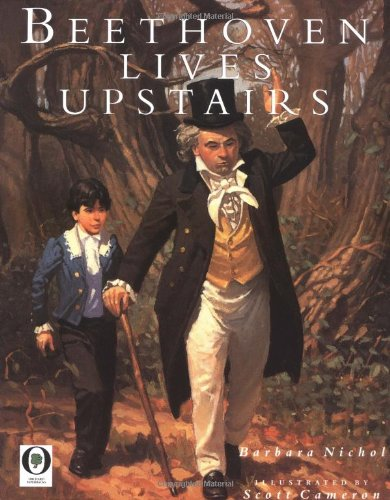 9780531071182: Beethoven Lives Upstairs (Orchard Paperbacks)