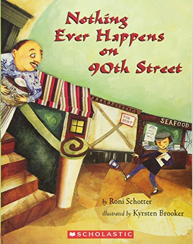 9780531071366: Nothing Ever Happens On 90th Street