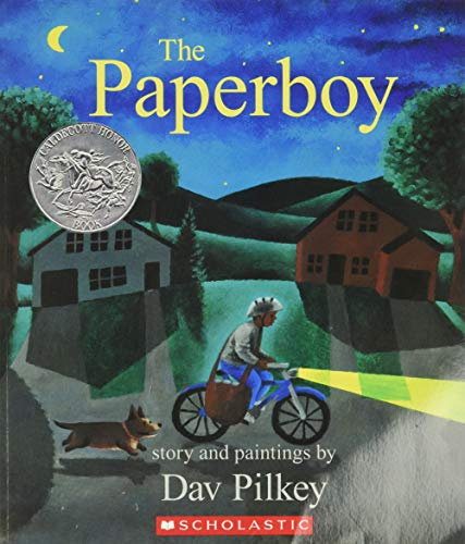 The Paperboy (Orchard Paperbacks)