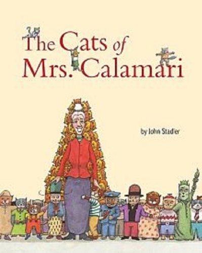 9780531071403: The Cats of Mrs. Calamari