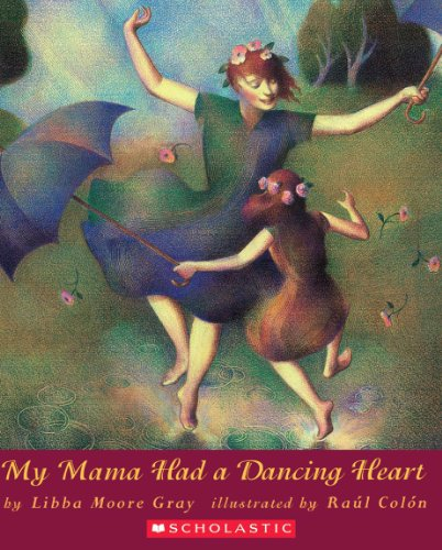 9780531071427: My Mama Had A Dancing Heart (Orchard Paperbacks)