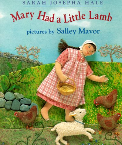 9780531071656: Mary Had a Little Lamb