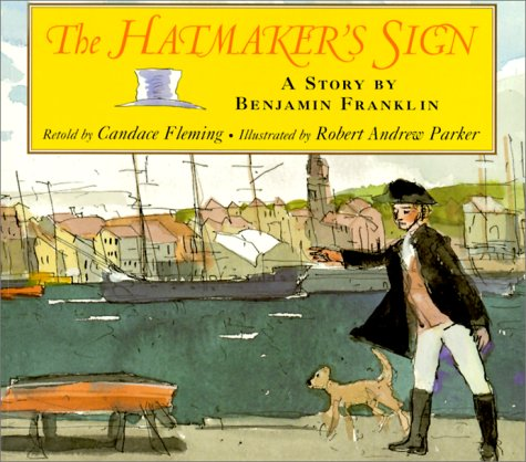 9780531071748: Library Book: The Hatmaker's Sign (Avenues)