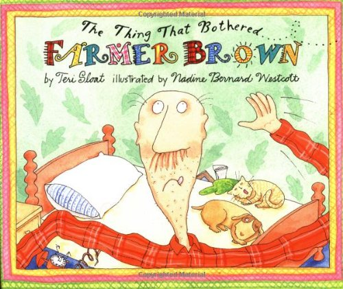 9780531071830: Thing That Bothered Farmer Brown