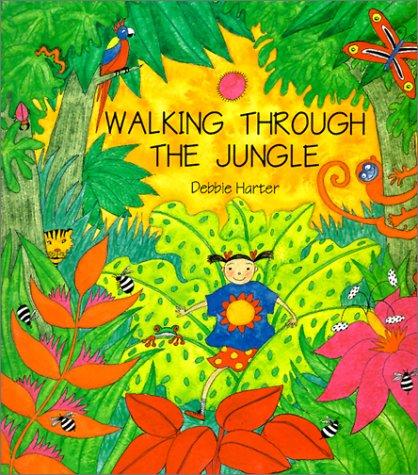 9780531071854: Walking Through the Jungle