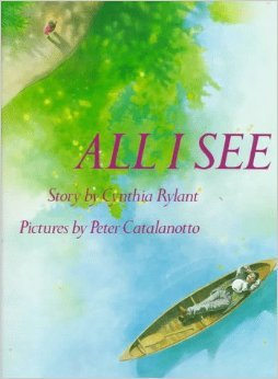 9780531083772: All I See