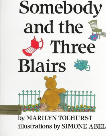 Somebody and the Three Blairs: Tolhurst, Marilyn