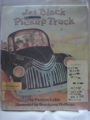 9780531084854: Jet Black Pickup Truck
