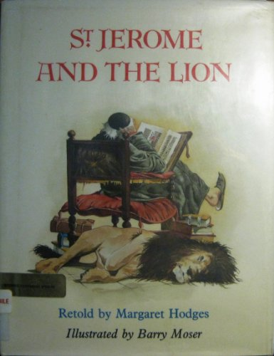 St. Jerome and the Lion: Hodges, Margaret