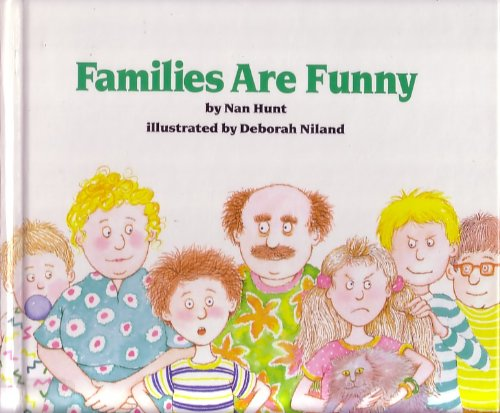 9780531085691: Families Are Funny