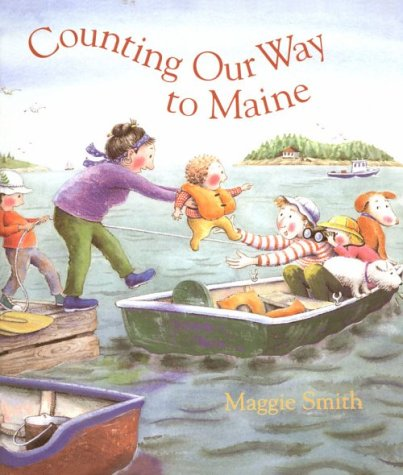 Counting Our Way to Maine: Maggie Smith