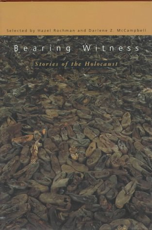 9780531087886: Bearing Witness: Stories of the Holocaust