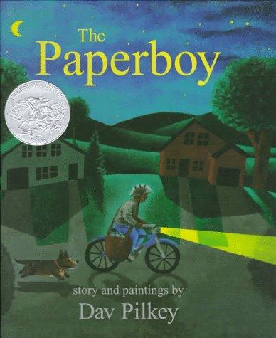 9780531088562: The Paperboy (Caldecott Honor Book)