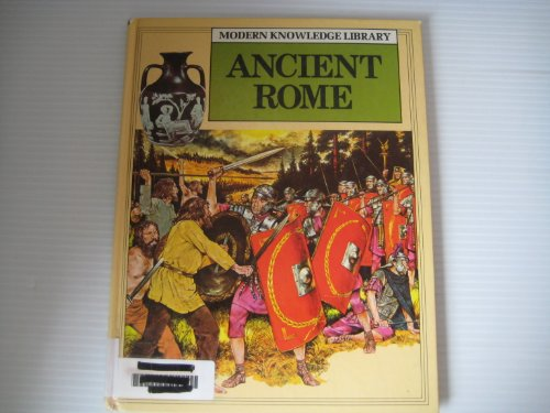 9780531091104: Ancient Rome (Modern Knowledge Library)