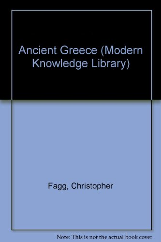 9780531091241: Ancient Greece (Modern Knowledge Library)