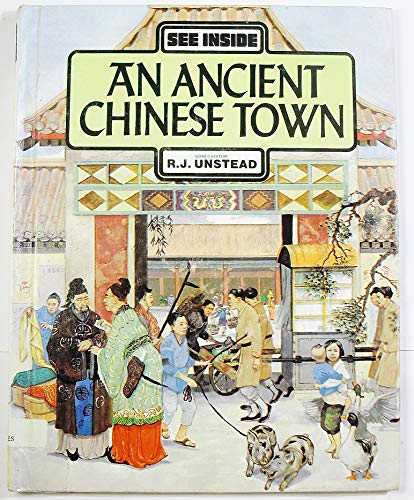 9780531091586: Title: See Inside An Ancient Chinese Town