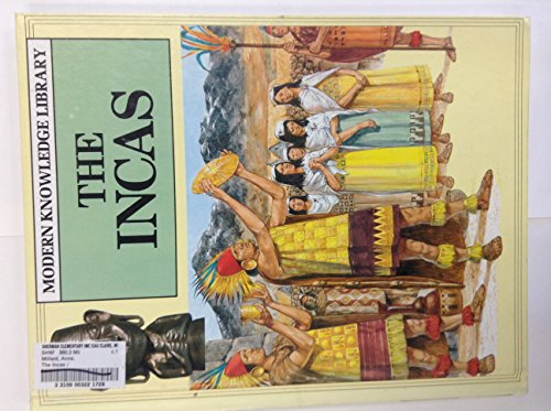 The Incas: Anne Millard