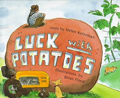 9780531094730: Luck With Potatoes