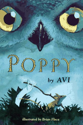 Poppy (Tales from Dimwood Forest): Avi