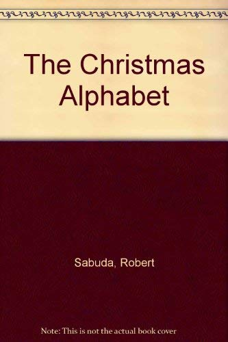 9780531094921: Christmas Alphabet Deluxe Copy