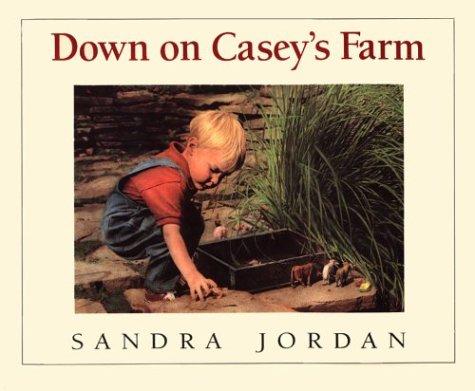 9780531095034: Down on Casey's Farm