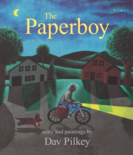 The Paperboy: Pilkey, Dav